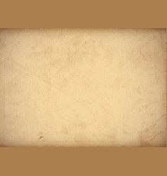 old paper texture background vector image