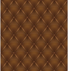 leather upholstery 03 vector image