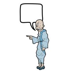 Advice cartoon vector