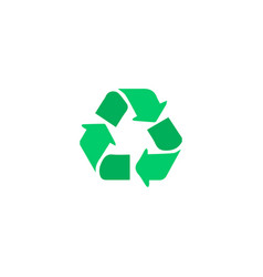 conservation icon flat element vector image