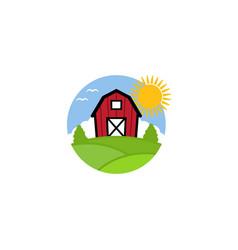 kids kindergarten logo templates vector image