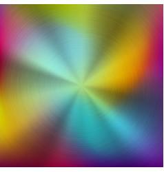 metal gradient technology background vector image vector image