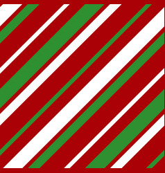 White green red strip line seamles pattern vector