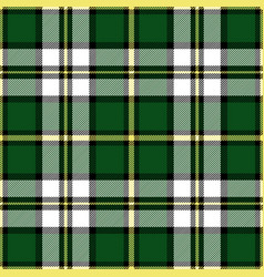 Cape breton tartan plaid vector