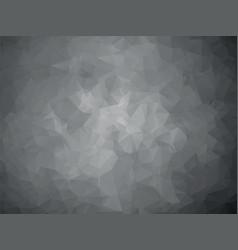 dark gray geometric metal patterndark gray vector image