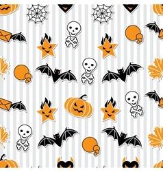 Halloween Wallpaper Pattern vector