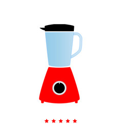 blender it is icon vector image vector image