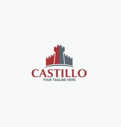 Castillo logo vector