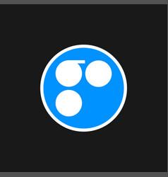 omisego icon vector image