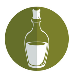 Olive oil healthy product vector