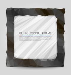 Polygonal frame vector