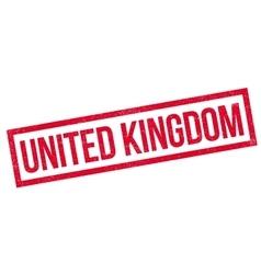 United Kingdom rubber stamp vector image