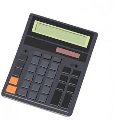 Calculation vector