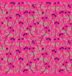 seamless pattern with leaf seamless texture can vector image