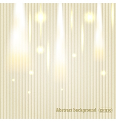 Abstract paper background with a glow vector image vector image