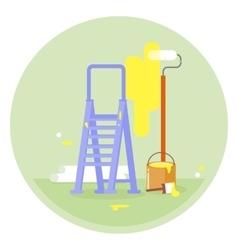 Home Repair Icon vector image vector image