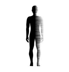 Man styles vector