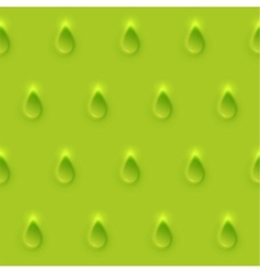Seamless pattern rain from relief texture 3d vector