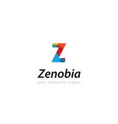 Letter Z logo Template for your company vector