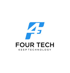 F4 sign vector