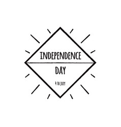 label independence vector image