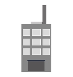 building contsrction icon design vector image