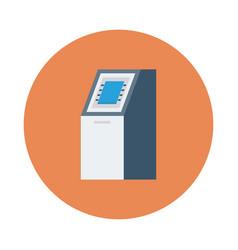 Cashmachine vector