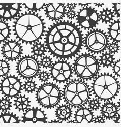 monochrome machine pattern vector image