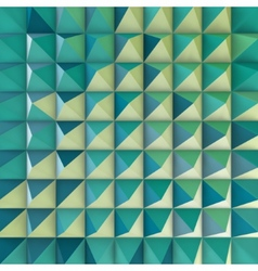 3D abstract creative background vector image vector image