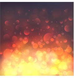creative bokeh abstract trendy texture colorful vector image