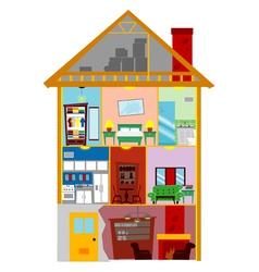 My House vector