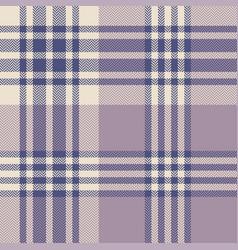 Plaid pattern texture vector