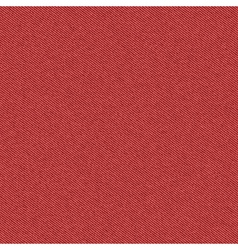 Red fabric vector