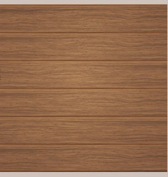 rustic wood background old brown wood vector image