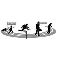 Human development vector image