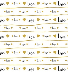 love pattern background 3105 vector image