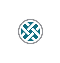 Business corporate logo design template vector