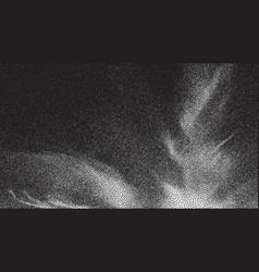 Gradient pixelated texture fade halftone screen vector
