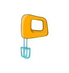 Mixer icon cartoon style vector