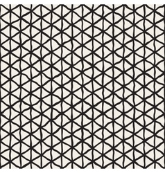 Seamless Hand Drawn Triangle Lines Grid vector