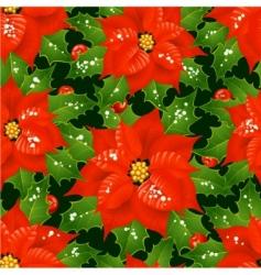 seamless Christmas image vector image vector image