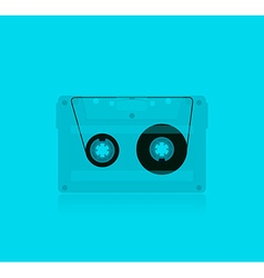Classic MC Cassette vector image vector image
