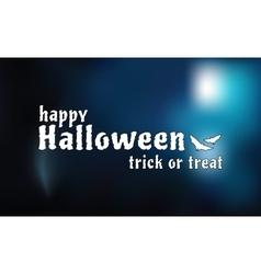 Halloween background blur vector