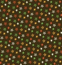 Halloween stars vector