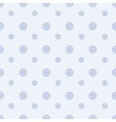 Decorative holidays pattern seamless vector image