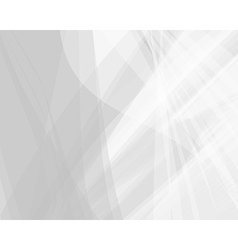 abstract background gray transparent wave vector image vector image