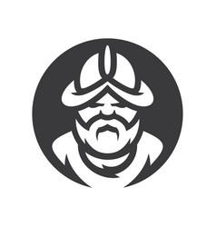 conquistador medieval conqueror warrior vector image