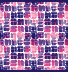 Ultraviolet and pink seamless pattern repeating vector