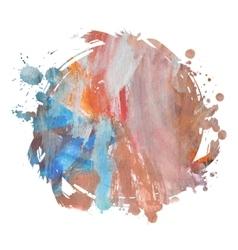art paint vector image