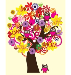 Mother day vector